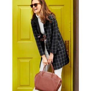 J.McLaughlin wool/cashmere reversible jacket